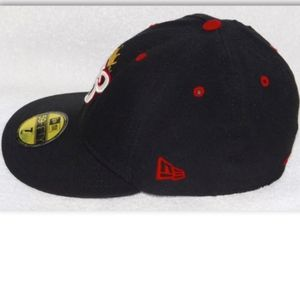 7b459ca62c1 New Era Accessories - New Era BUDWEISER B CROWN LOGO Beer Black CAP